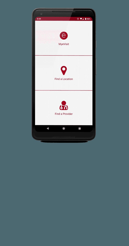 Saint Alphonsus Mobile App