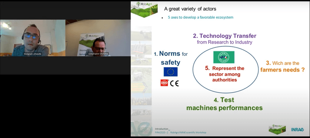 Implement Automation and Coordination with Robot for Agriculture Tasks Achievement