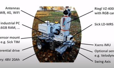 Towards a reliable software infrastructure for knowledge driven robots in agriculture