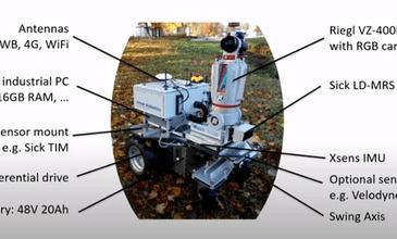 Vers une infrastructure logicielle fiable pour les robots axés sur la connaissance en agriculture