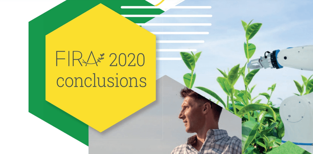 FIRA 2020's E-Book: Agricultural Robotics, part of the new deal?