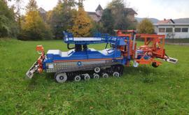Slopehelper, un robot agricole qui s'attaque aux vignobles et aux vergers escarpés
