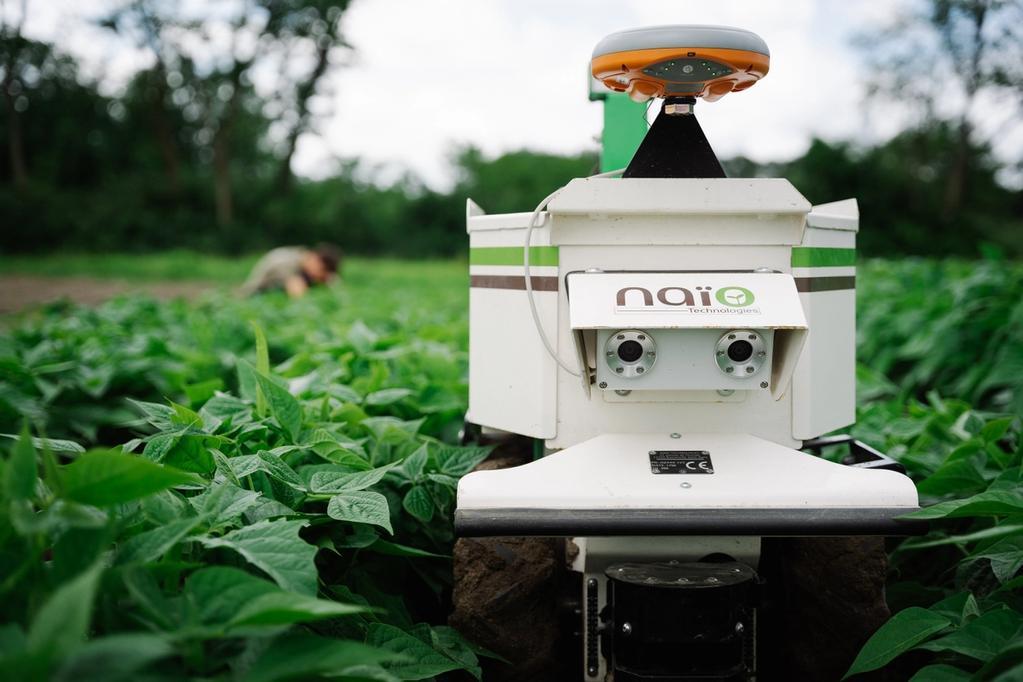 Les dernières avancées en matière de systèmes de positionnement sûrs pour les robots agricoles