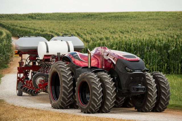 Major Tractor Manufacturers Reveal Autonomous Capabilities are Driven by Farmers