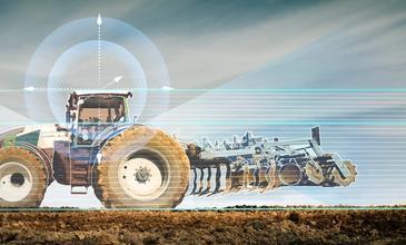 Guider les machines agricoles en toute sécurité avec Hexagon | NovAtel®