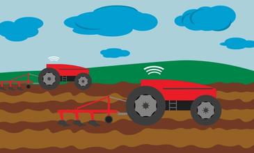 Is it Possible to Farm without Tractor Drivers?