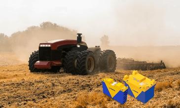 VARTA alimente l'avenir de l'agriculture