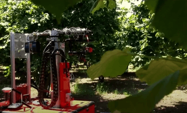 Project PANTHEON: Precision Farming of Hazelnut Orchard