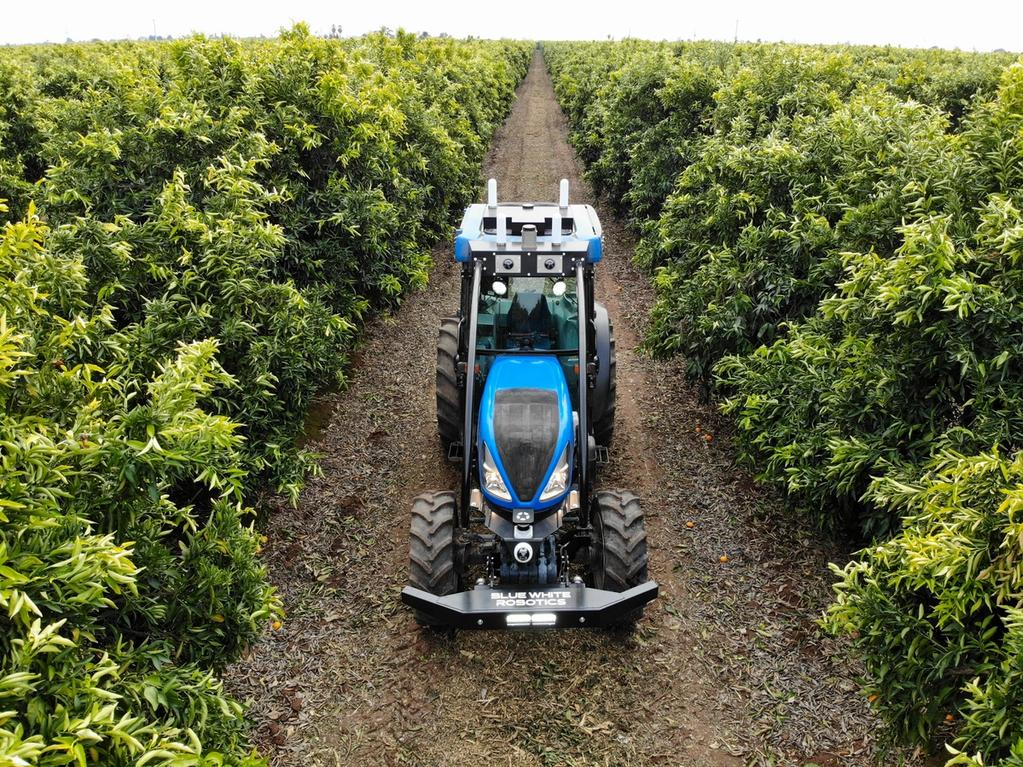 Cette solution agricole autonome s'attaque aux plus grands défis de l'agriculture