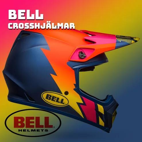 Bell Crosshjälmar