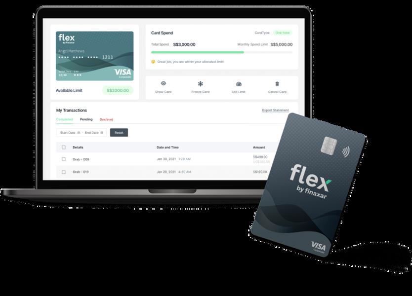 Flex Card