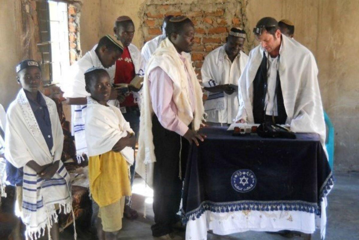 Abayudaya Jews of Uganda Now Formally 'Recognized' by Jewish Agency