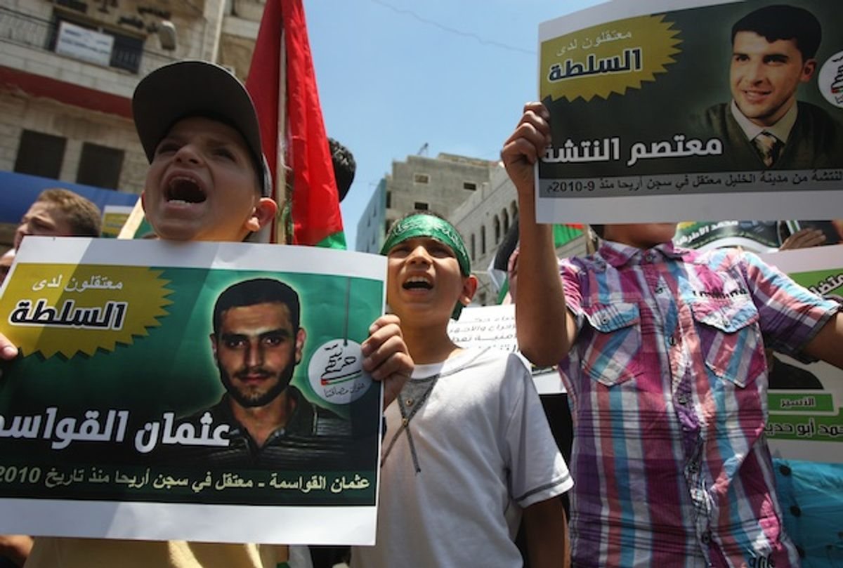 Hamas groups run brutal summer camps for Palestinian kids