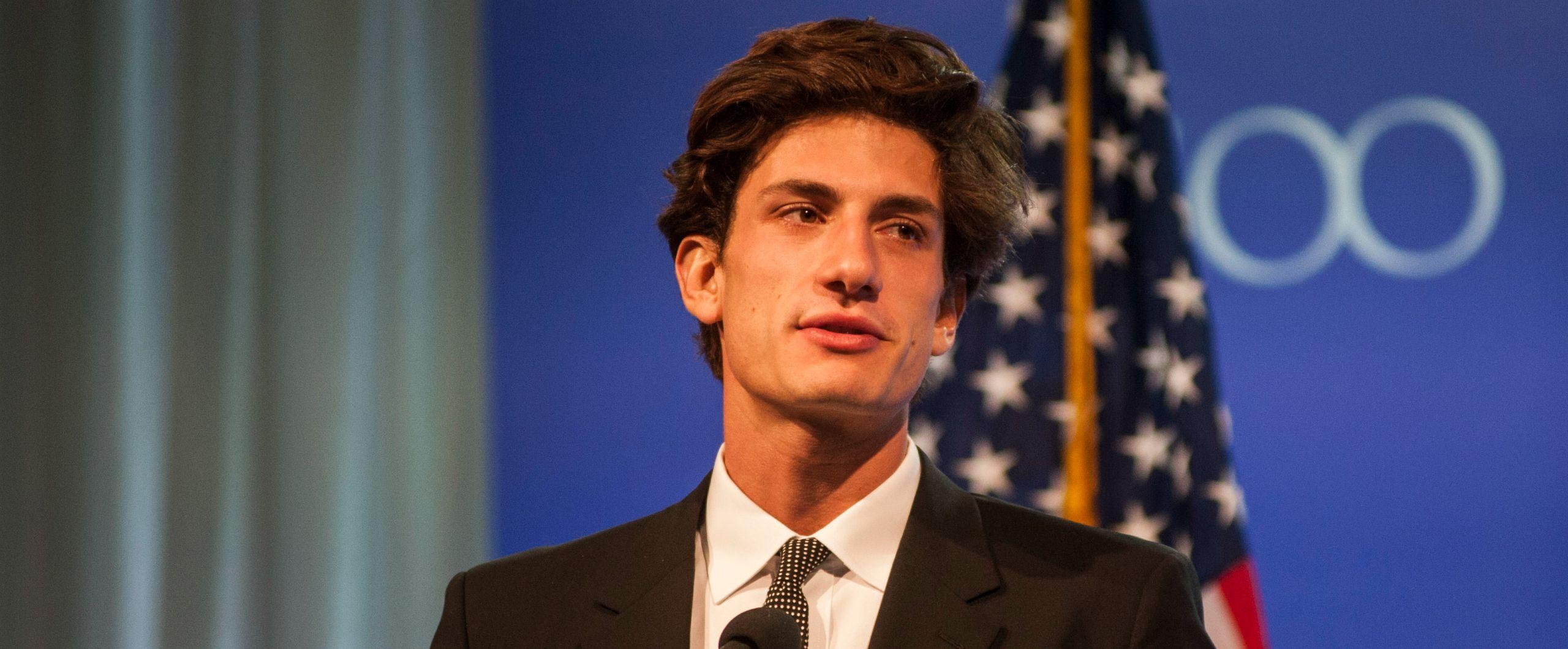 Jack Schlossberg The Grandson Of John F Kennedy Is Ready For
