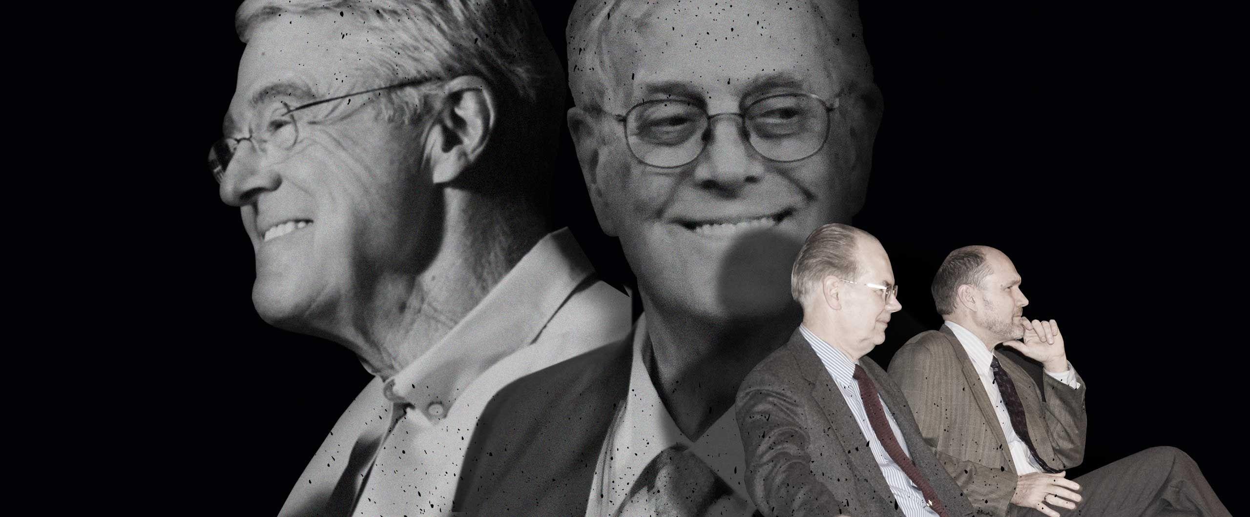 Koch Dark Money Funds Anti Israel Darlings Tablet Magazine