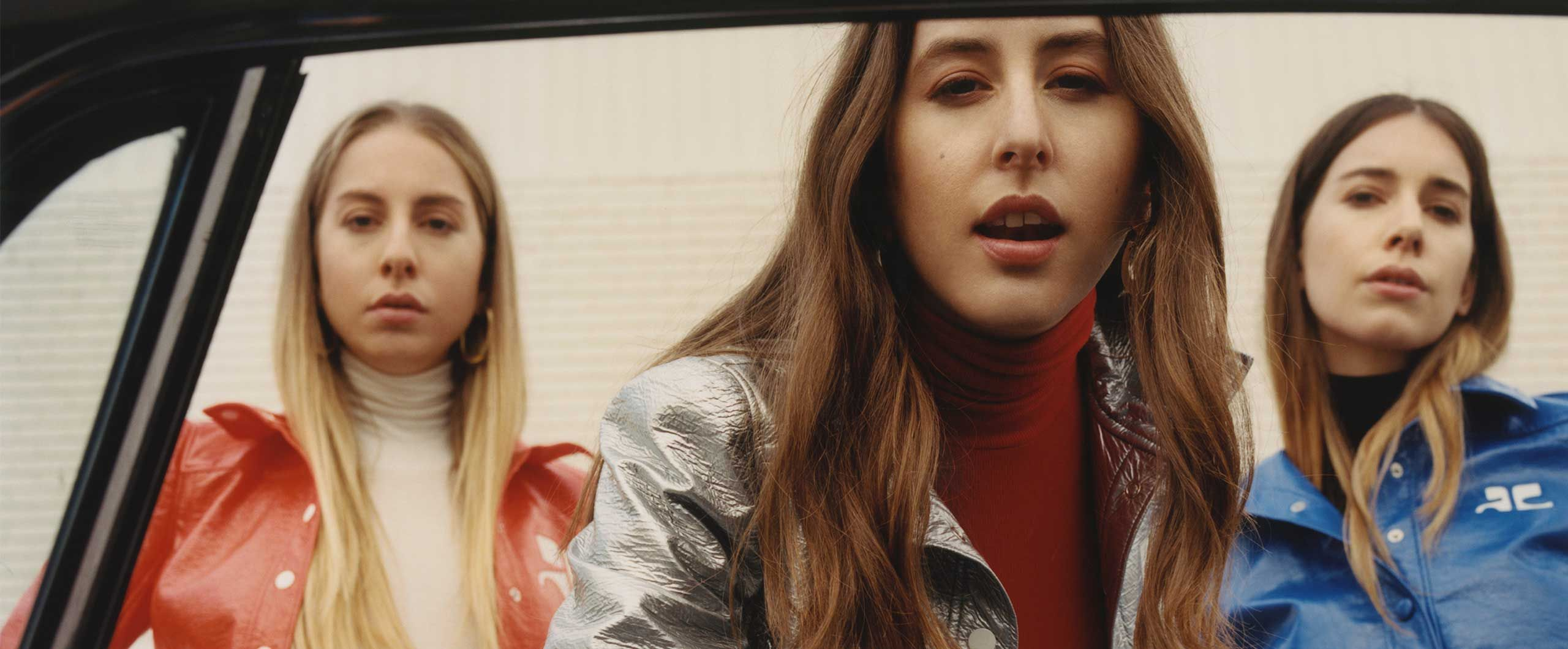 Nina Collins Twitter Porno haim: on the road with three jewish sisters who rock