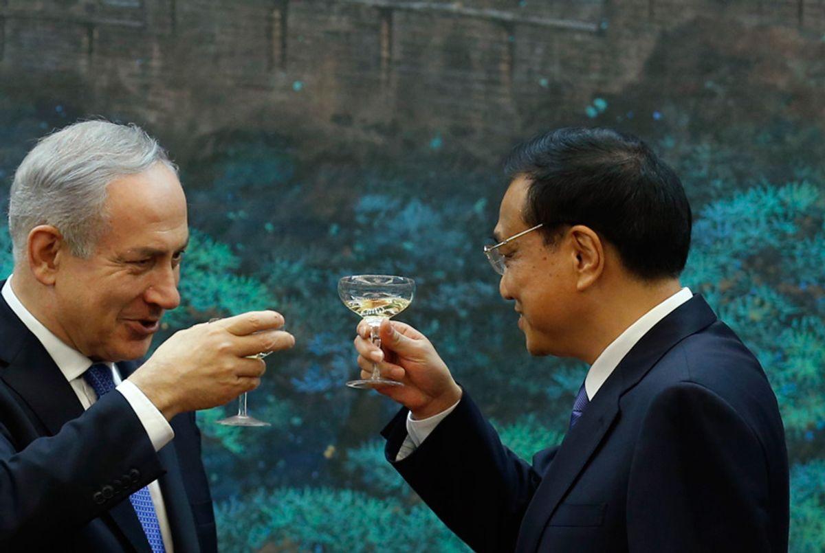 As Chinese-Israeli Relations Enjoy a Second Honeymoon, the U.S. Frets