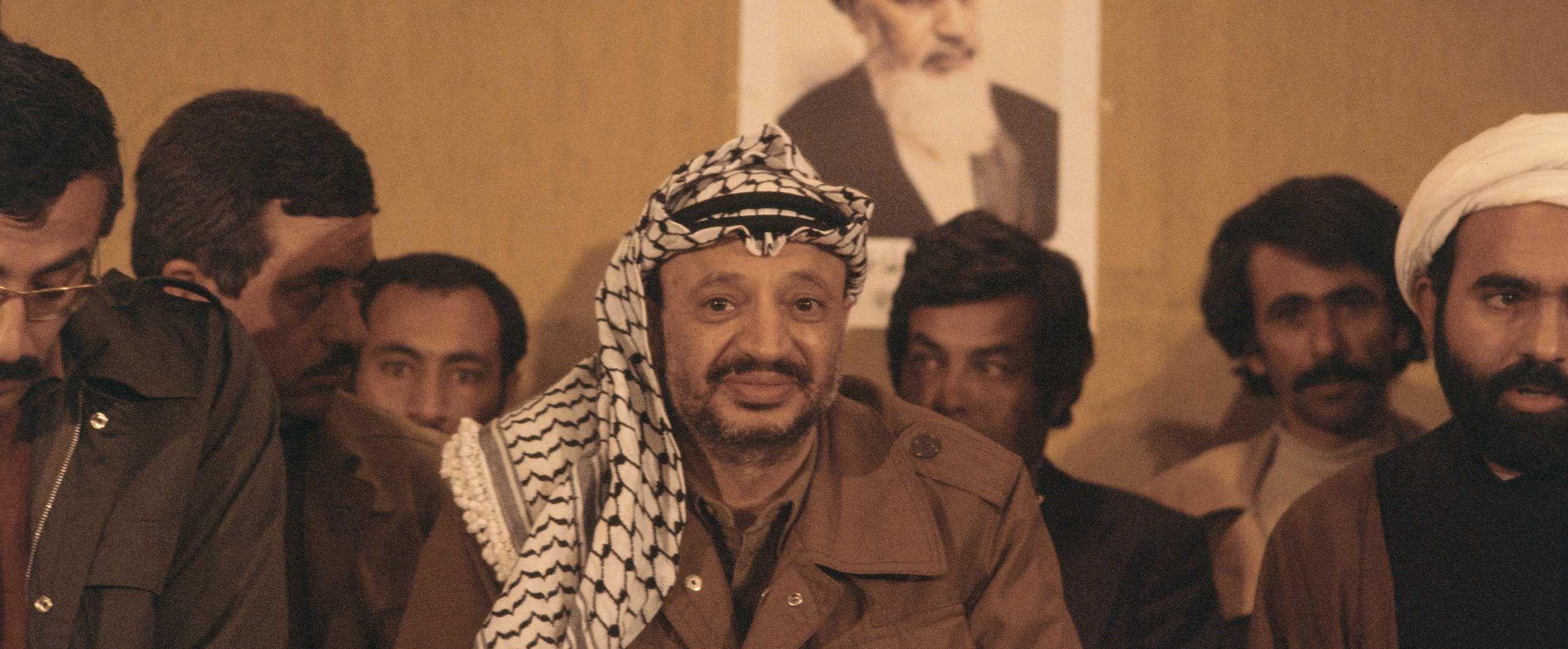 Iranian Revolution: Arafat and the Ayatollahs - Tablet Magazine