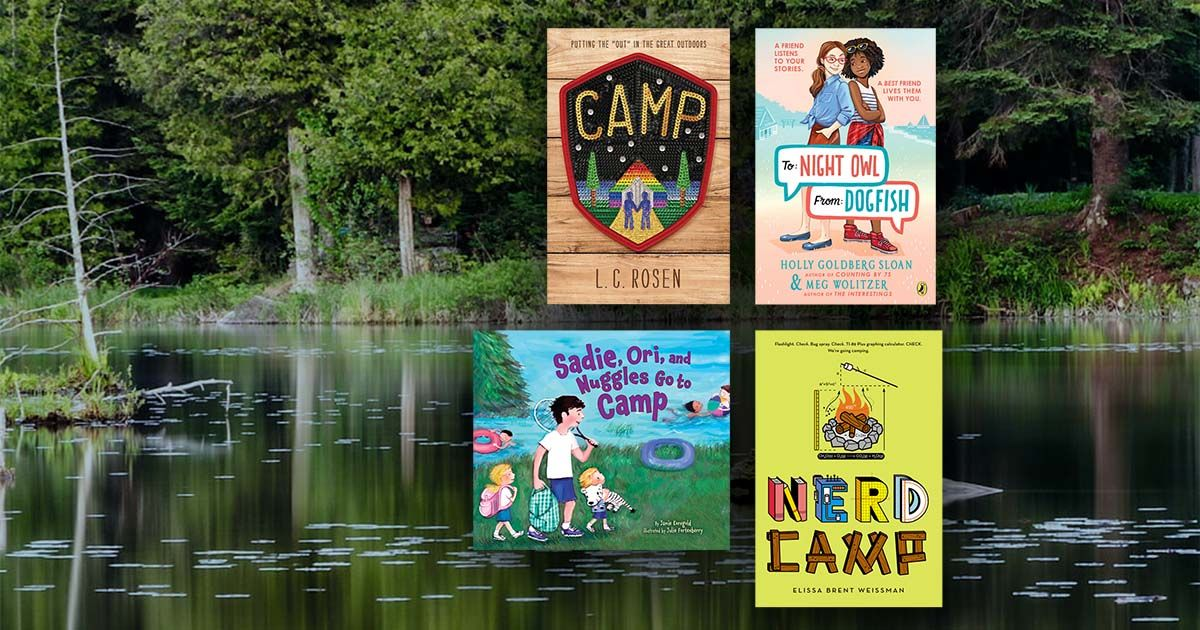 The Best Jewish(ish) Books About Summer Camp