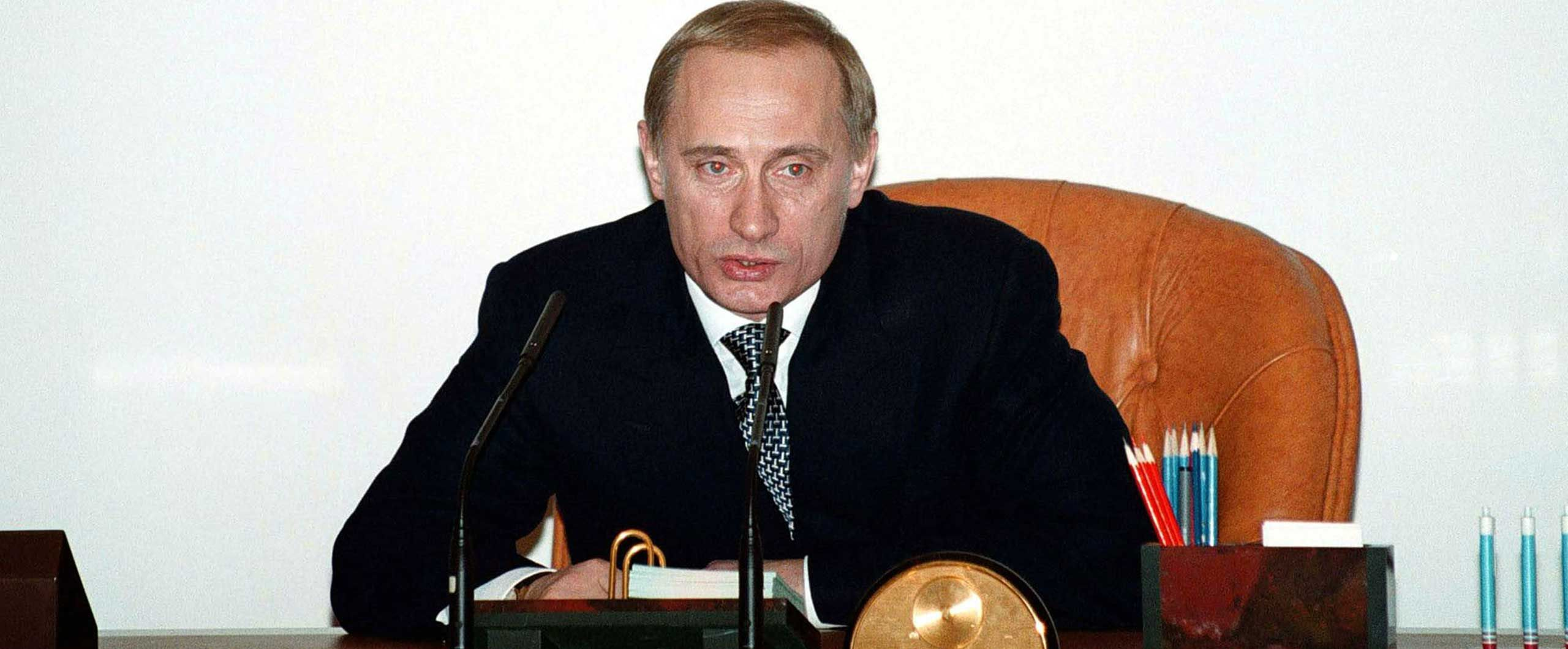 How America Helped Make Vladimir Putin Dictator For Life Tablet Magazine