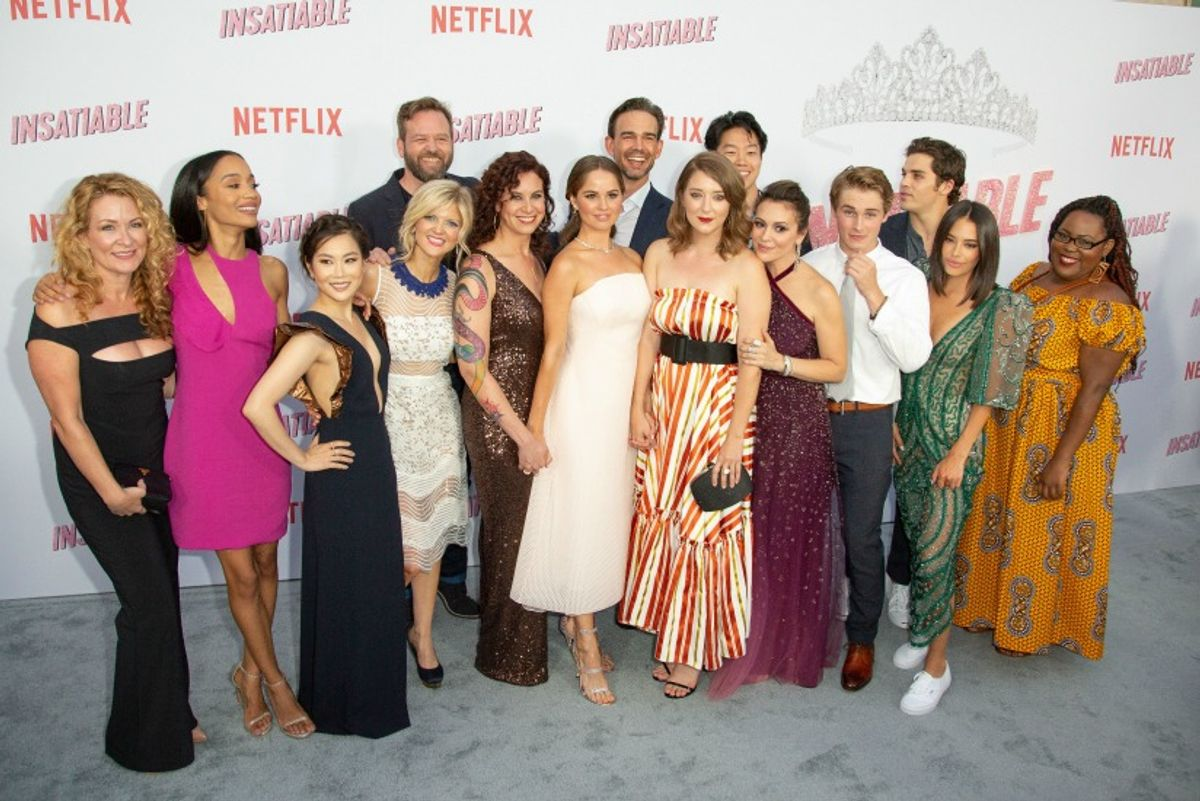 The Unfunny 'Insatiable' - Tablet Magazine