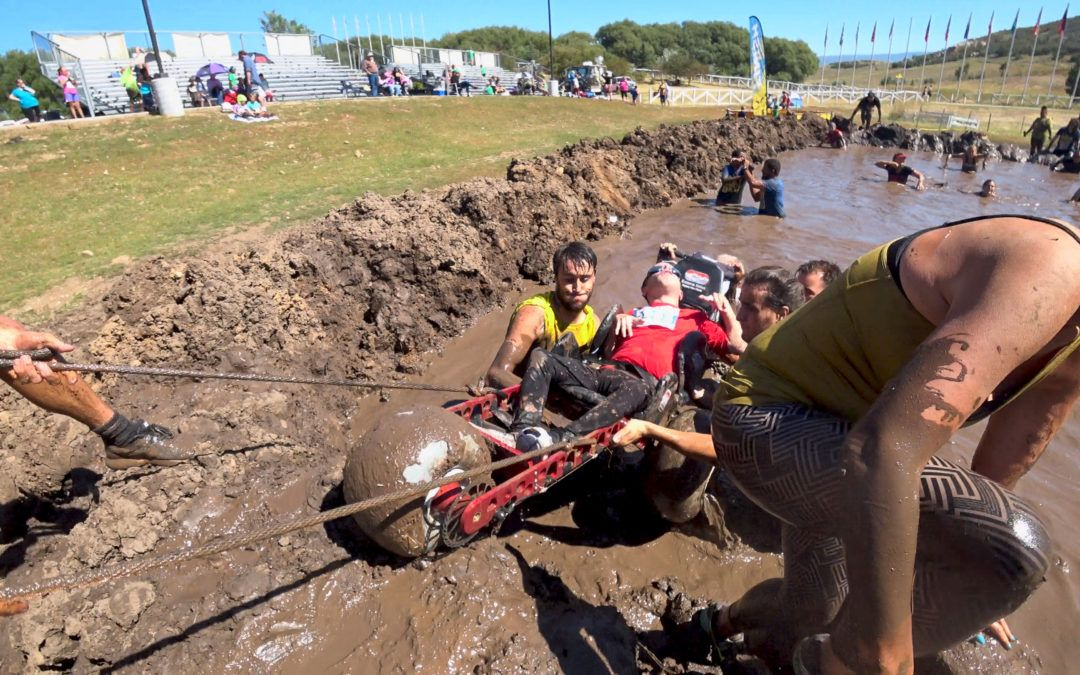 Can A Wheelchair User Complete the Dirty Dash 5k?