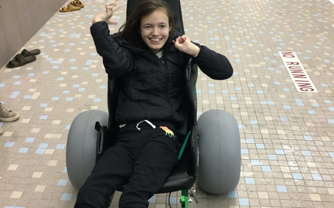 The Truth About Being in a Wheelchair