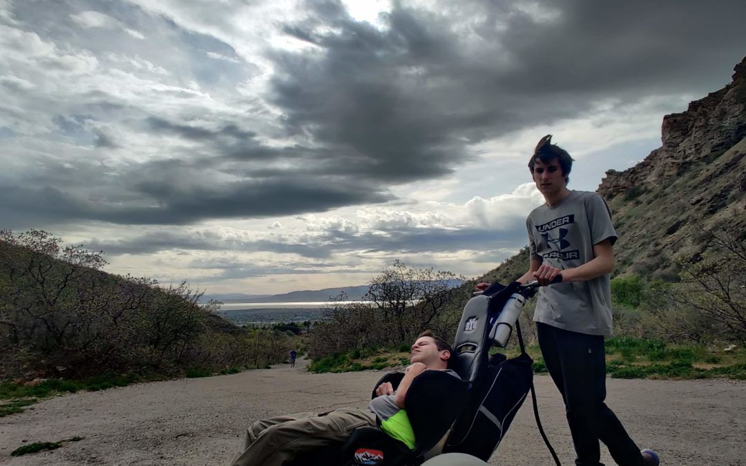 Squaw Peak Wheelchair Adventure