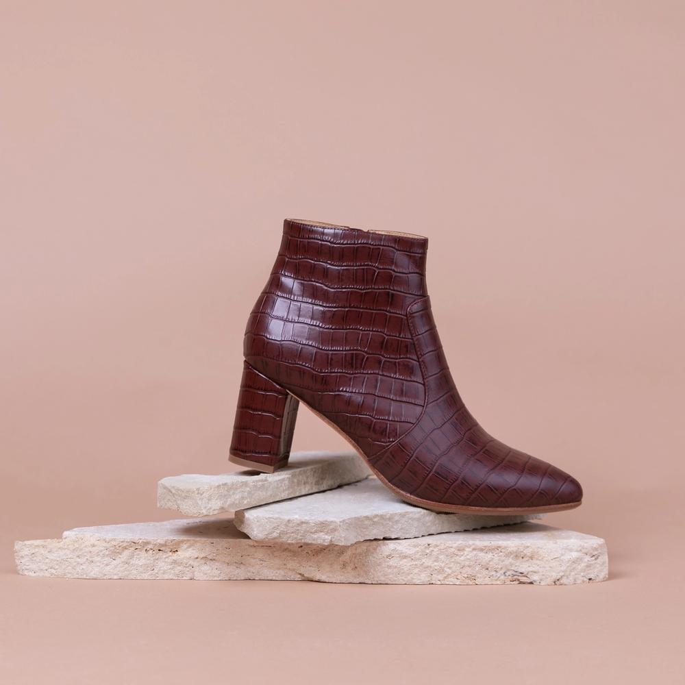 Bared_Footwear_Goldcrest_Tan_Croc_Ankle_Boots