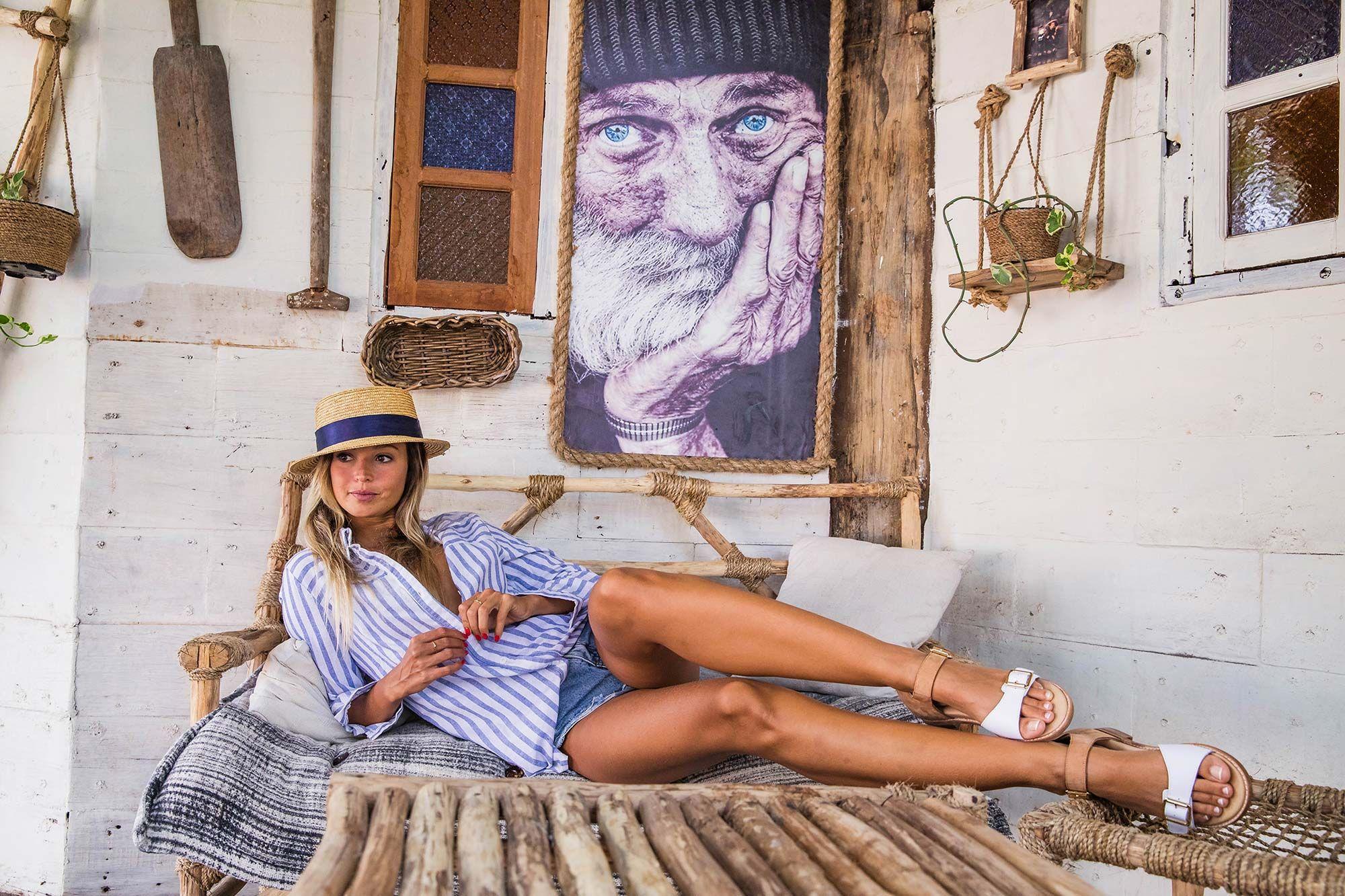 Bared_Footwear_La_Brisa_Bali_Travel_Summer_Womens_Campaign_Fantail_White_Tan_Leather_Sandals_