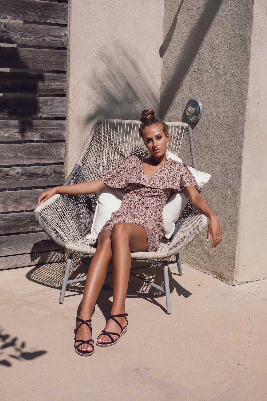 Bared_Footwear_Womens_Black_Leather_Loon_Sandals_LA_Summer