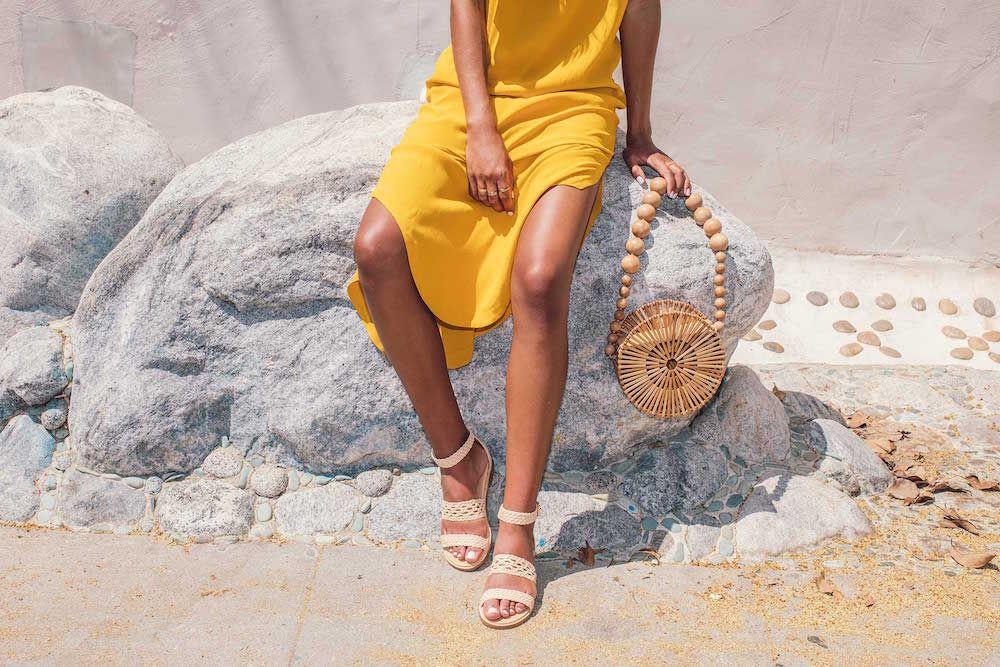 Bared_Footwear_Womens_Linnet_Cream_Nubuck_Sandals_Cult_Gaia_Bag_LA_Summer