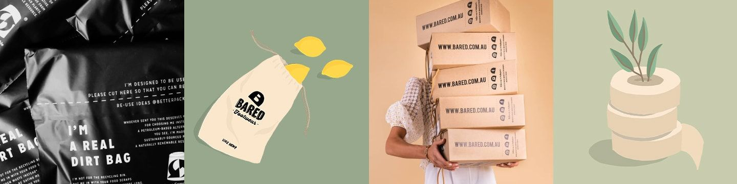 Our Sustainable Packaging