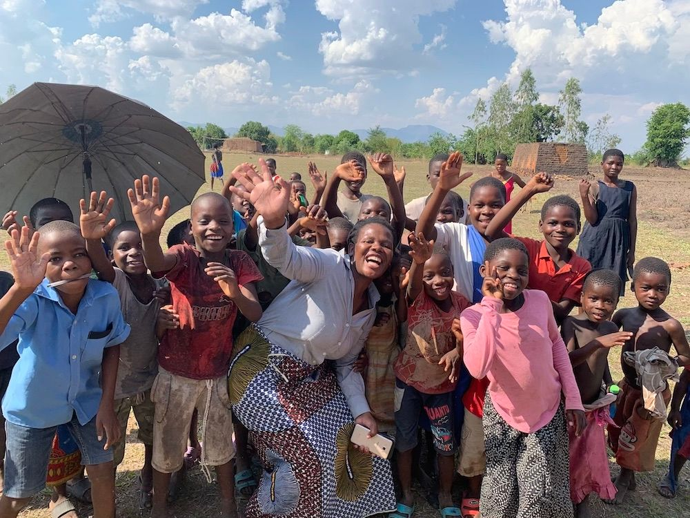 Bared_Footwear_The_Hunger_Project_Malawi_Community