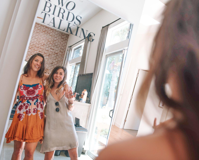 Bared_Footwear_Womens_LA_Summer_House_Two_Birds_Talking_Sarah_Rector_Friend