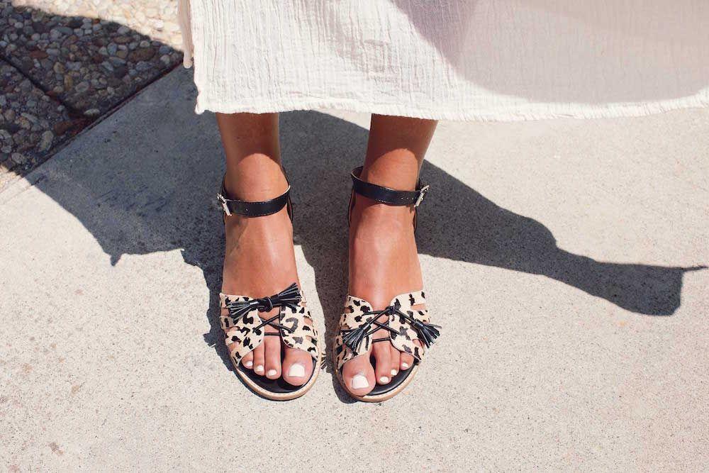 Bared_Footwear_Womens_Peacock_Black_Leather_Sandals_LA_Summer