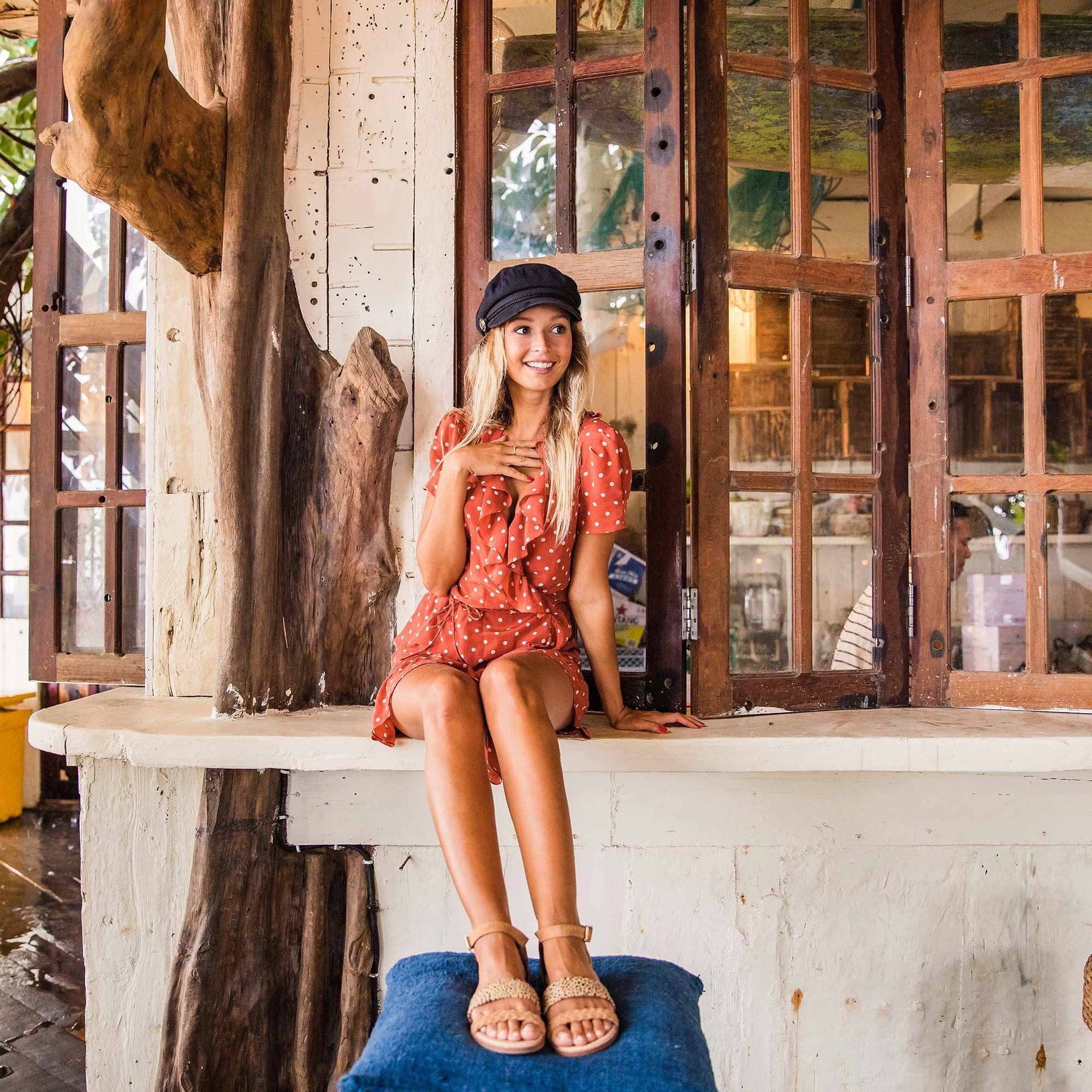 Bared_Footwear_La_Brisa_Bali_Travel_Summer_Womens_Campaign_Partridge_Tan_Spot_Sandals