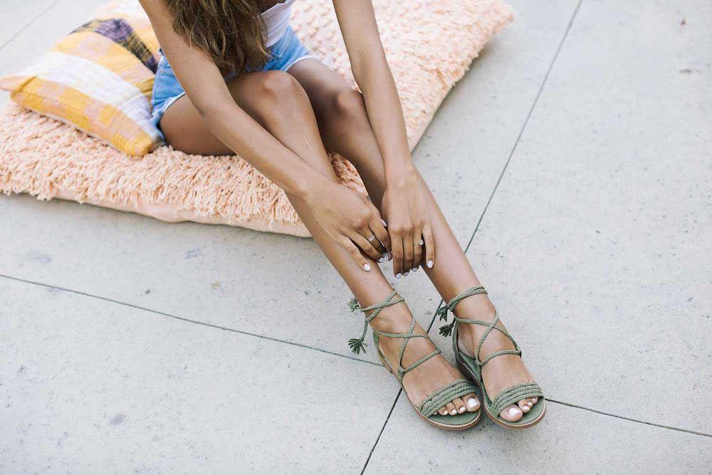 Bared_Footwear_Womens_Galah_Olive_Nubuck_Sandals_LA_Summer