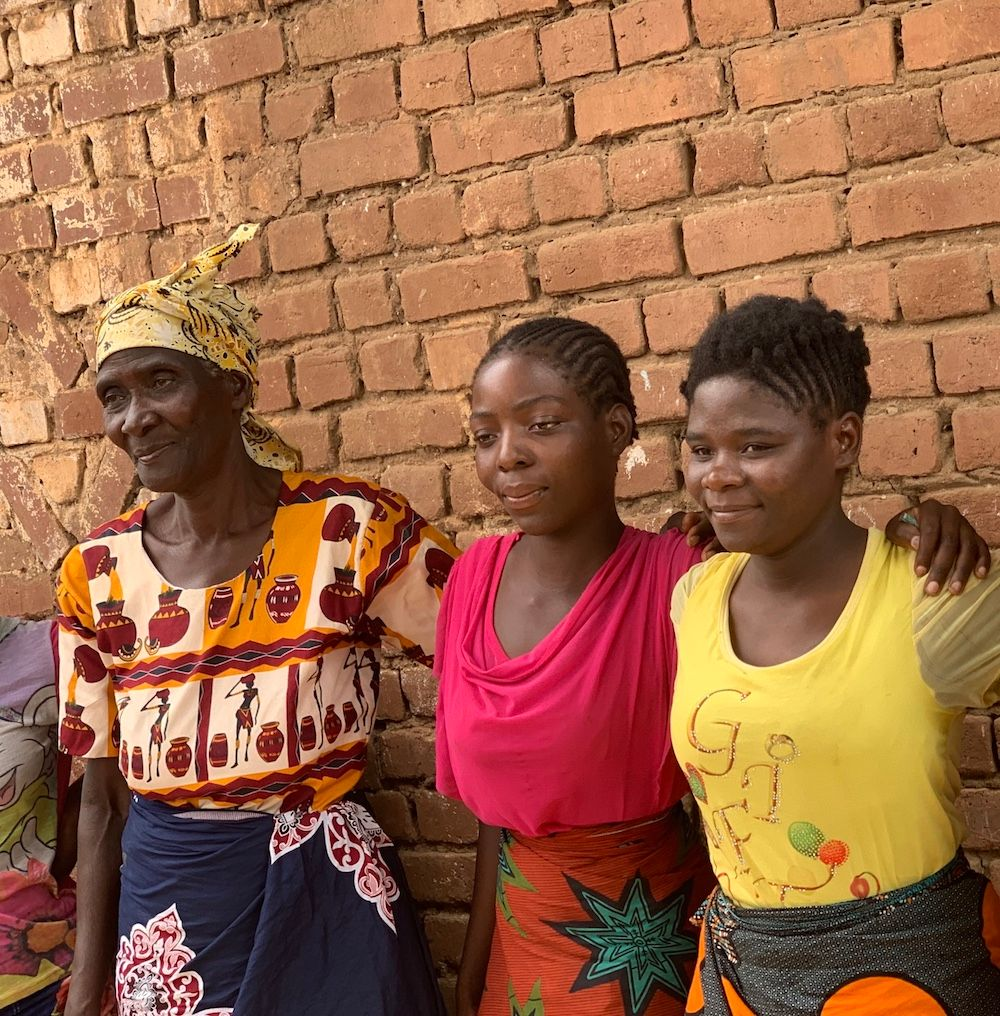 Bared_Footwear_The_Hunger_Project_Malawi_Women_Stella_Grandmother_Daughters