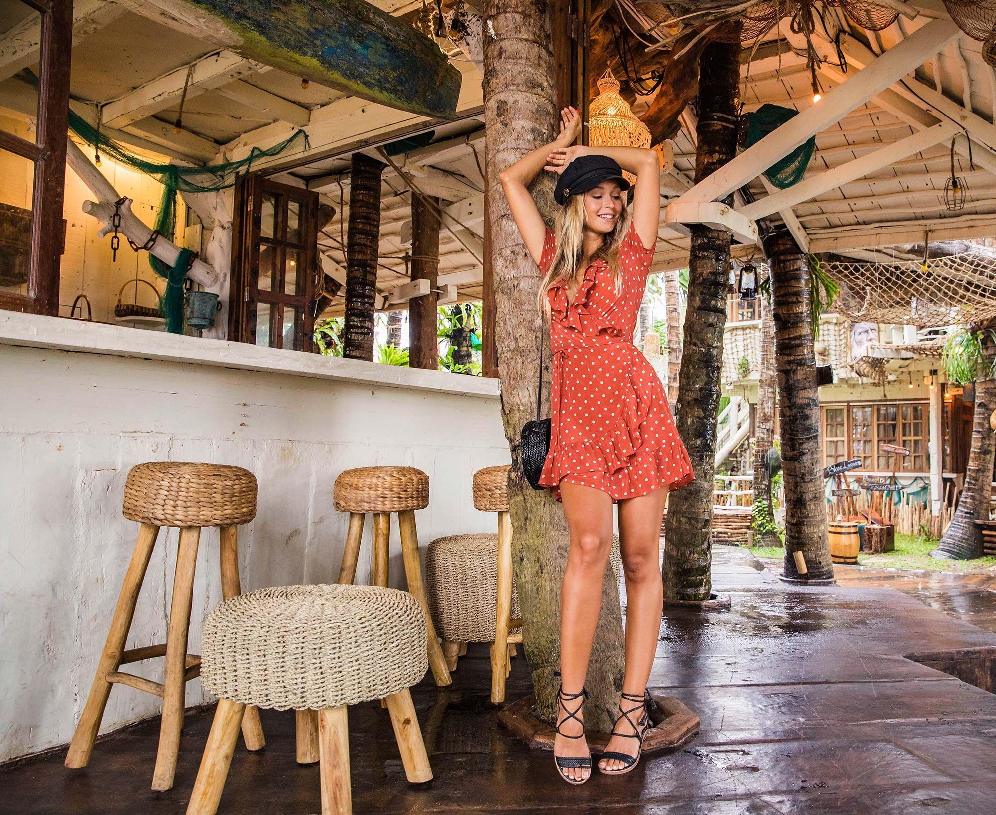 Bared_Footwear_La_Brisa_Bali_Travel_Summer_Womens_Campaign_Galah_Black_Braided_Leather_Sandals