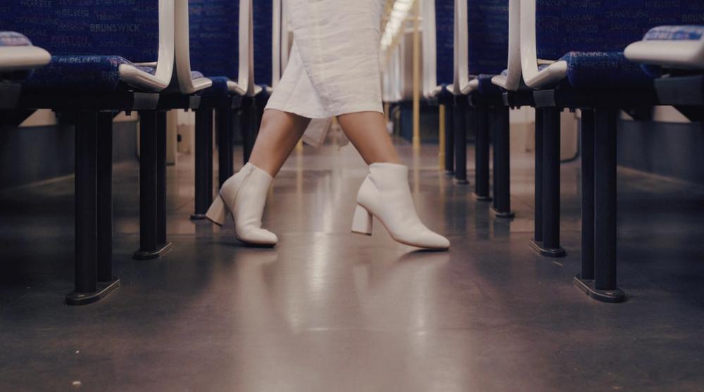 Bared_Footwear_Dena_Kaplan_White_Textured_Firecrest_Ankle_Boots_Melbourne