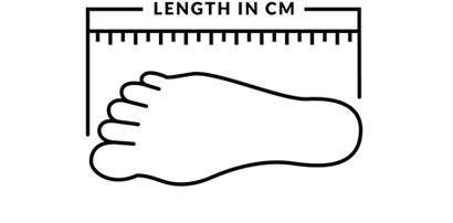 Length in CM