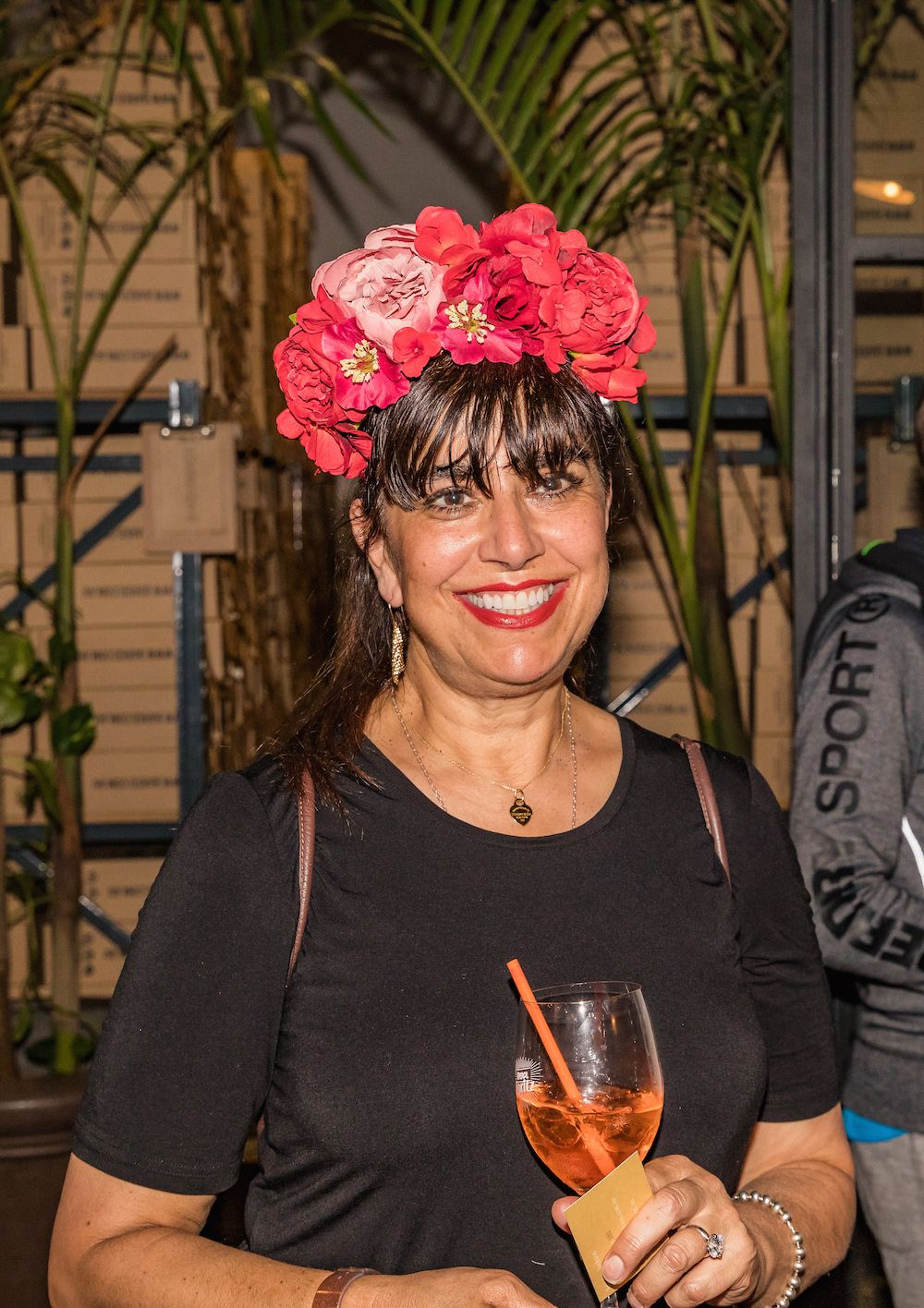 Bared_Footwear_Milliners_In_Manchester_Lane_Melbourne_CBD_Event_Flower_Millinery