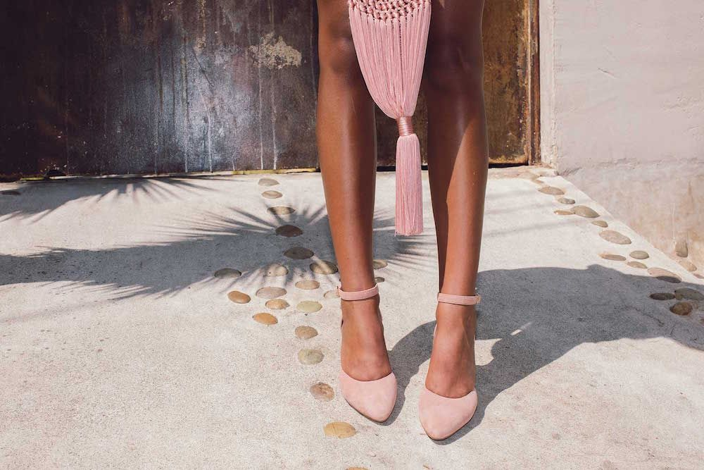 Bared_Footwear_Womens_Corella_Peach_Suede_Heels_LA_Summer