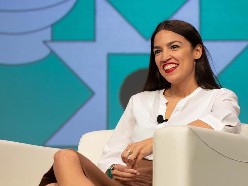Representante Alexandria Ocasio-Cortez