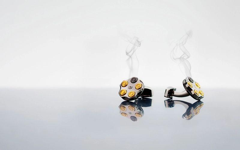 Tateossian - Russian Roulette Cufflinks