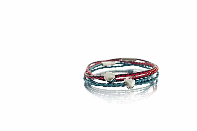 Tateossian - Silver Nugget Bracelet
