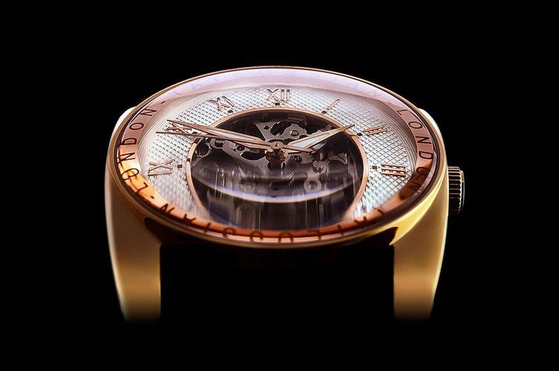 Tateossian - Rose Gold Watch