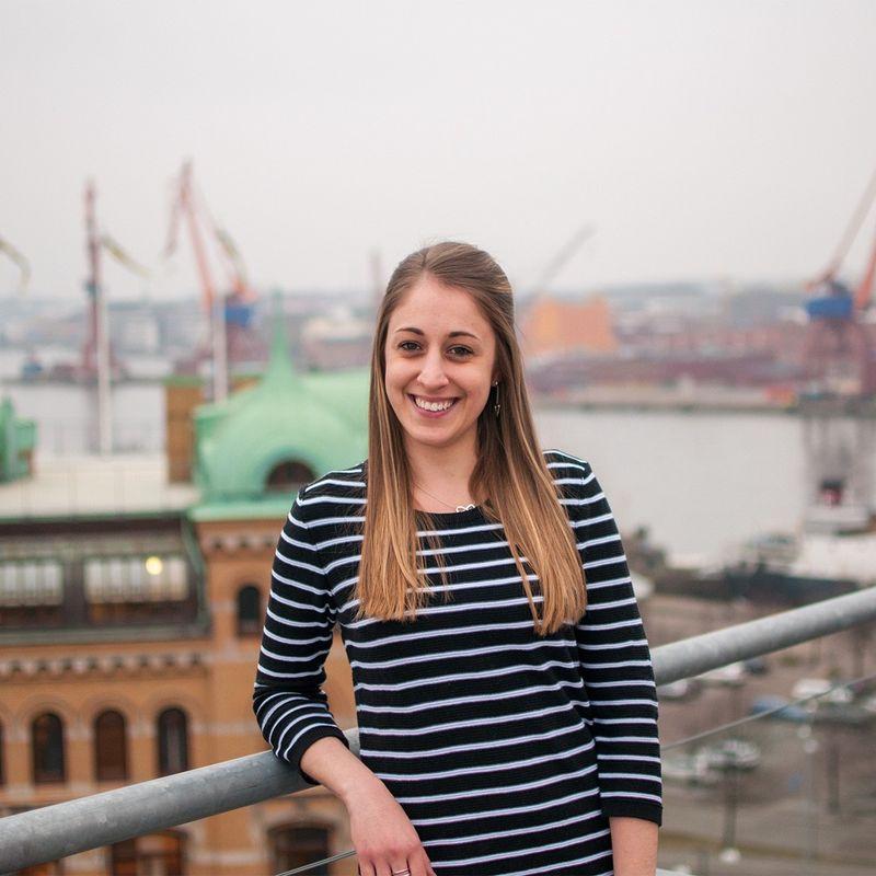 10 in 5. Claudia Bertone, User Experience Designer at Humblebee.