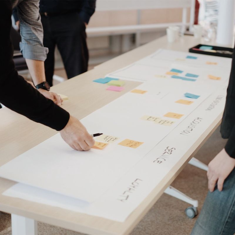 We Design Sprint to create products effectively